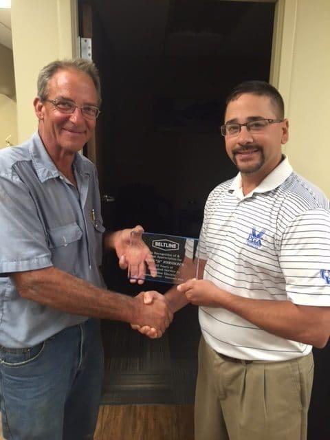 John Johnson Recognized in Owensboro
