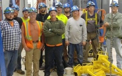 Domtar Outage Team 2017