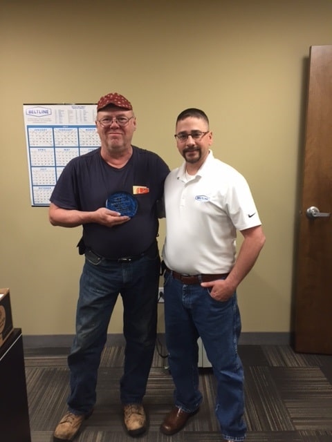 Tony Stevens Retires After 41 Years Of Service