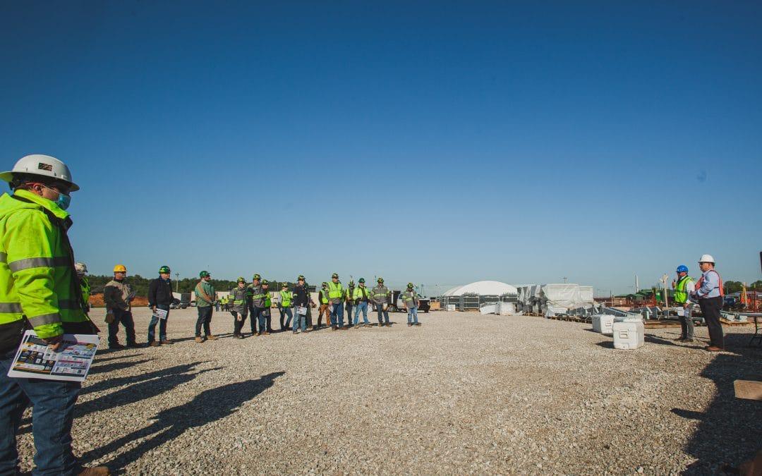 BELTLINE Participates in Nucor's Safety Week